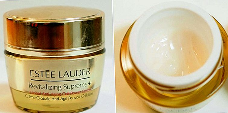 Estée Lauder Revitalizing Supreme + Anti-Envelhecimento Global Cell Power Creme Review