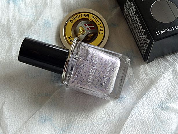 Inglot Nail smalto in ombra 238 Review
