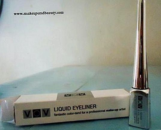 VOV Liquid Eyeliner Review