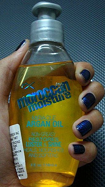 FX Marroquino Moisture Miracle Argan Oil Review