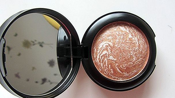 Scandal Cosméticos Crystal Soul Blusher Review