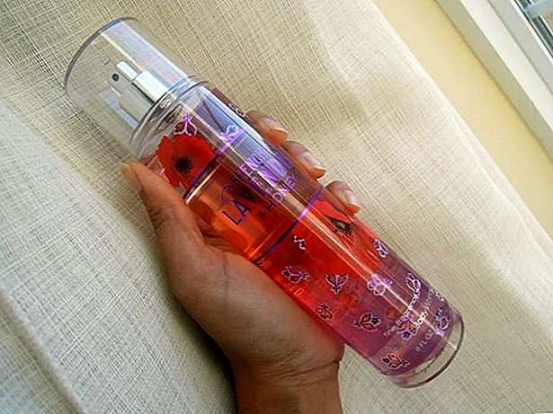Bath and Body Works French Lavendel en Honey Fine Fragrance Mist Review