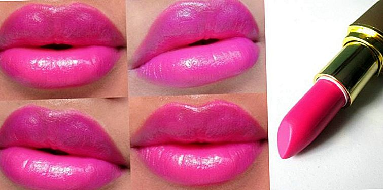 ดอกบัวสีชมพู Fuchsia Fever Pure Color Matte Lipstick Review