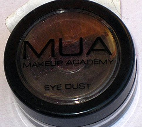 Makeup Academy Eye Dust in Nr. 6 Review