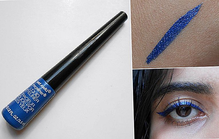 Wet n Wild Megaliner Liquide Eyeliner Nightingale Review