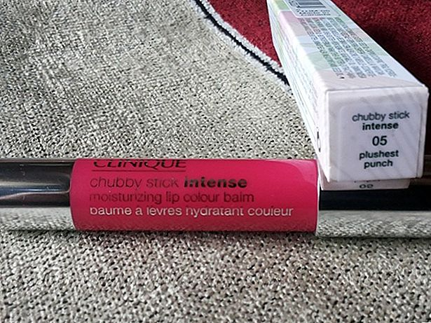 Clinique Chubby Stick Intense - Plushest Punch Review