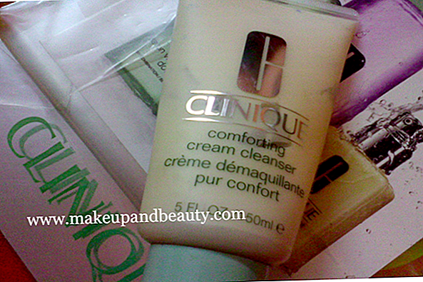 Clinique Comforting Cream Cleanser Review