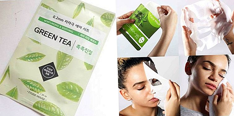 Etude House 0.2 Therapy Air Mask Green Tea Review