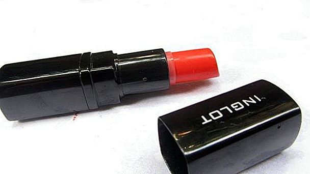 Inglot Lipstick Shade # 103 Review