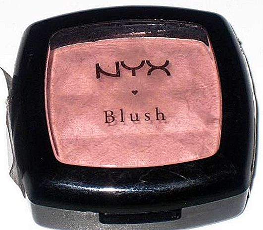 NYX Powder Blush - Anjo